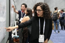 This summer, Samira Samadi presented work at the International Conference on Machine Learning.