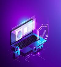 Cybersecurity Illo