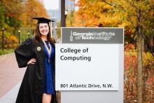 Marisa Hoenig at the College of Computing