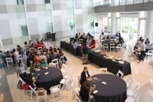 Women in Data Science Workshop Luncheon on Sunday, June 9, 2019
