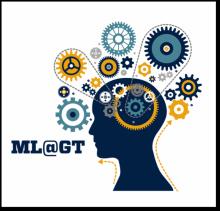 ML at GT logo