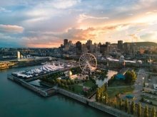 NeurIPS 2018 will be held in Montreal, Quebec and is one of the premier AI conferences around the world. Photo Credit: Tourism Quebec