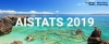 AISTATS 2019 will be held in Okinawa, Japan where Georgia Tech researchers will present 12 papers.